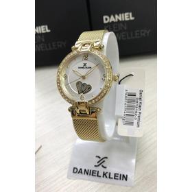 Relógio De Luxo Dk Feminino Daniel Klein