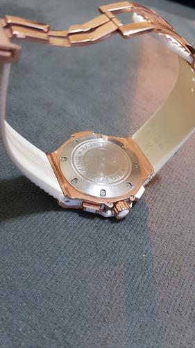 relógio de luxo hublot