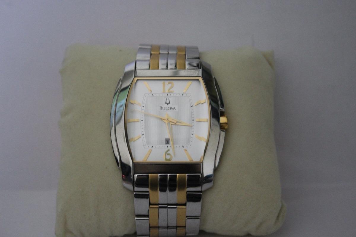 2d8fbb8ac7d relógio de luxo original bulova. Carregando zoom.