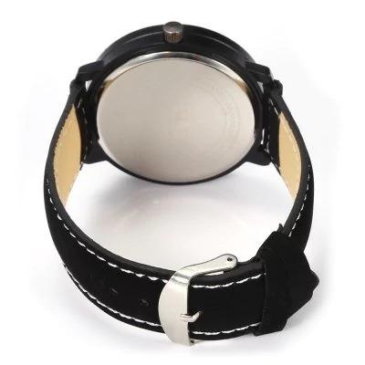 relógio de luxo preto e branco miler a828502