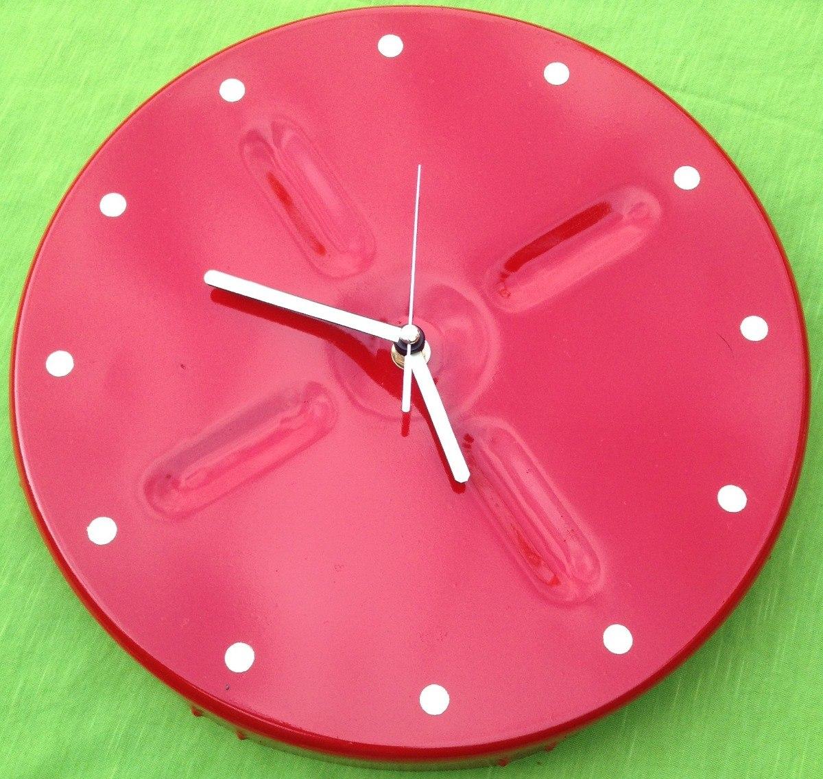dd1782367f8 relógio de parede artesanal sala quarto cozinha decoração. Carregando zoom.