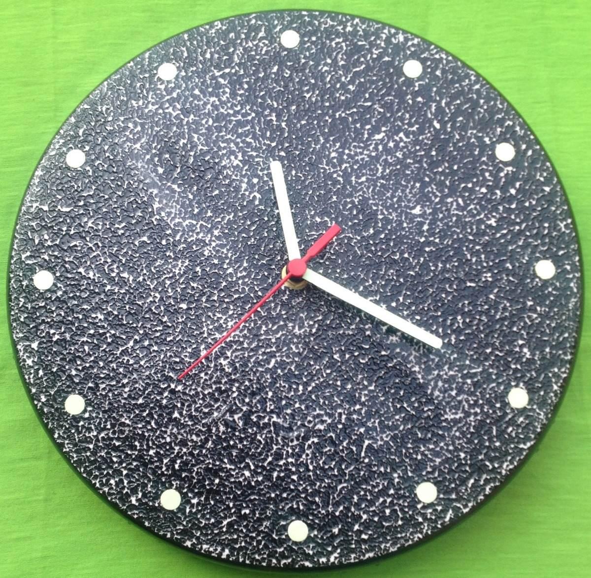 372cf5047bf relógio de parede artesanal sala quarto cozinha decoração pb. Carregando  zoom.