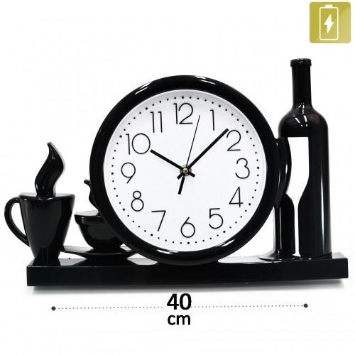 c586cd2ff61 Relógio De Parede Com Moldura Para Cozinha - 7659301 F3m - R  52
