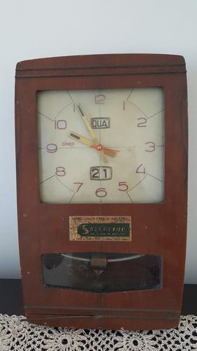 relógio de parede dimep tagus antigo