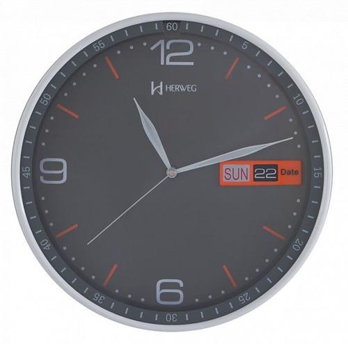 relógio de parede herweg 6415
