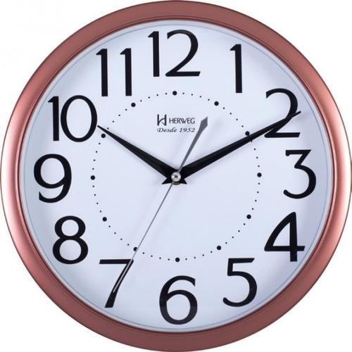 relógio de parede herweg 6471