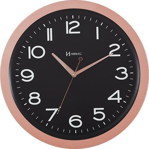 relógio de parede herweg 6814