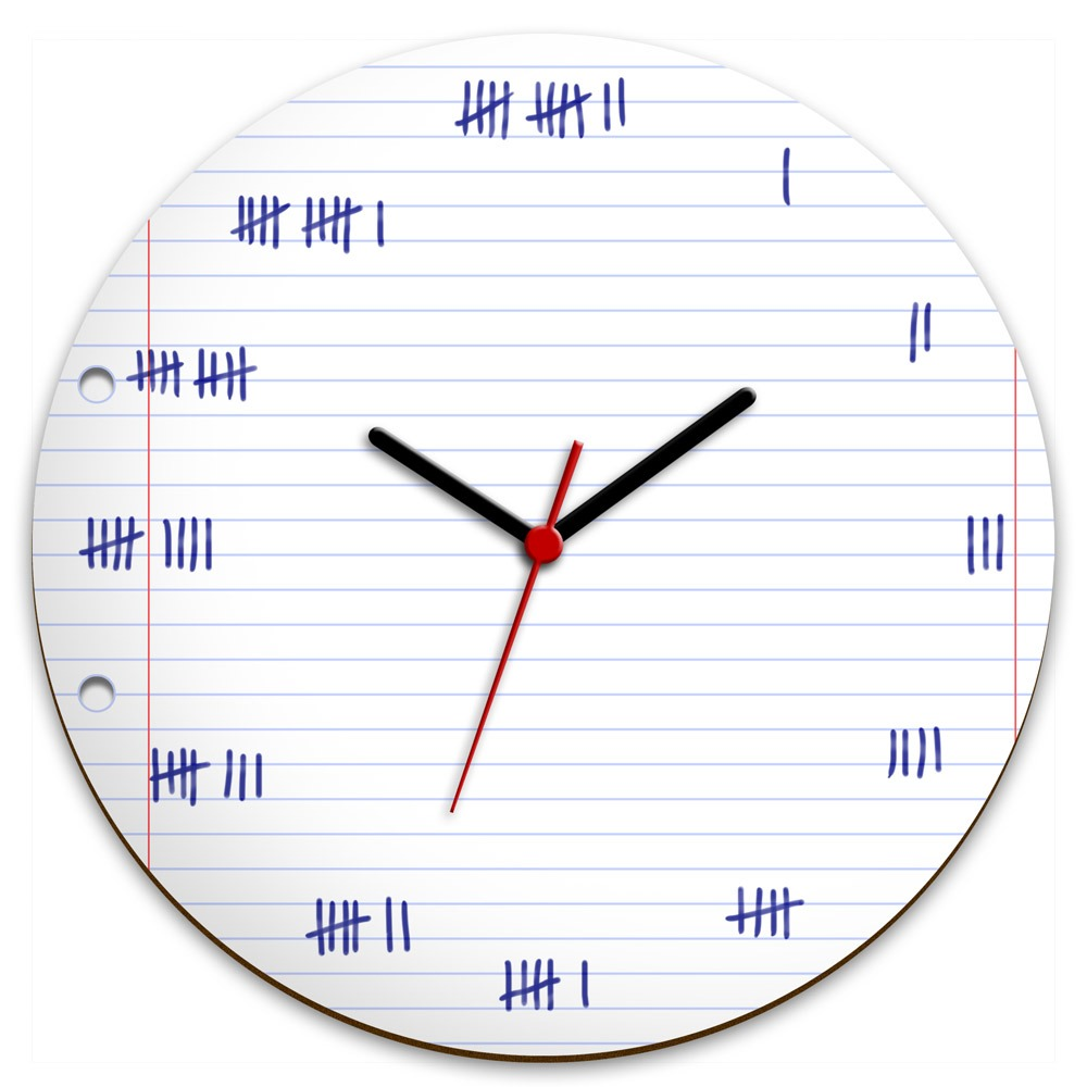 40166ec267e Relógio De Parede Marcação A Mão - R  59