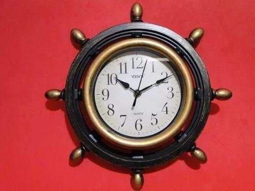 0541699277b Relogio De Parede Vintage Casa Decoracao Retro Antigo Leme - R  38 ...