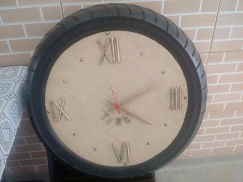 relógio de pneu - metzeler - tirex