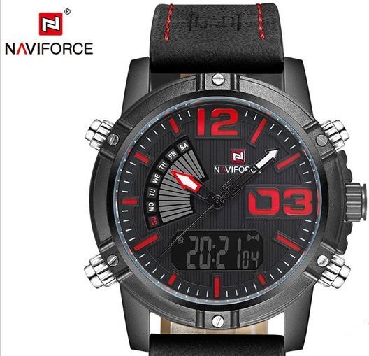 2f782aef25a Relógio De Pulço Masculino Militar Liquidação - R  95