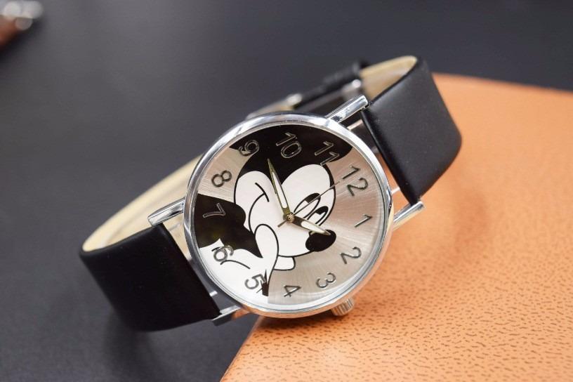 a6db67f77f3 relógio de pulso adolescente criança mickey mouse promoção. Carregando zoom.