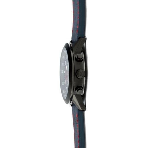 relógio de pulso aimant blue black gbe-190l2-21