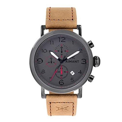 relógio de pulso aimant - rotterdam - gro-210l5-88