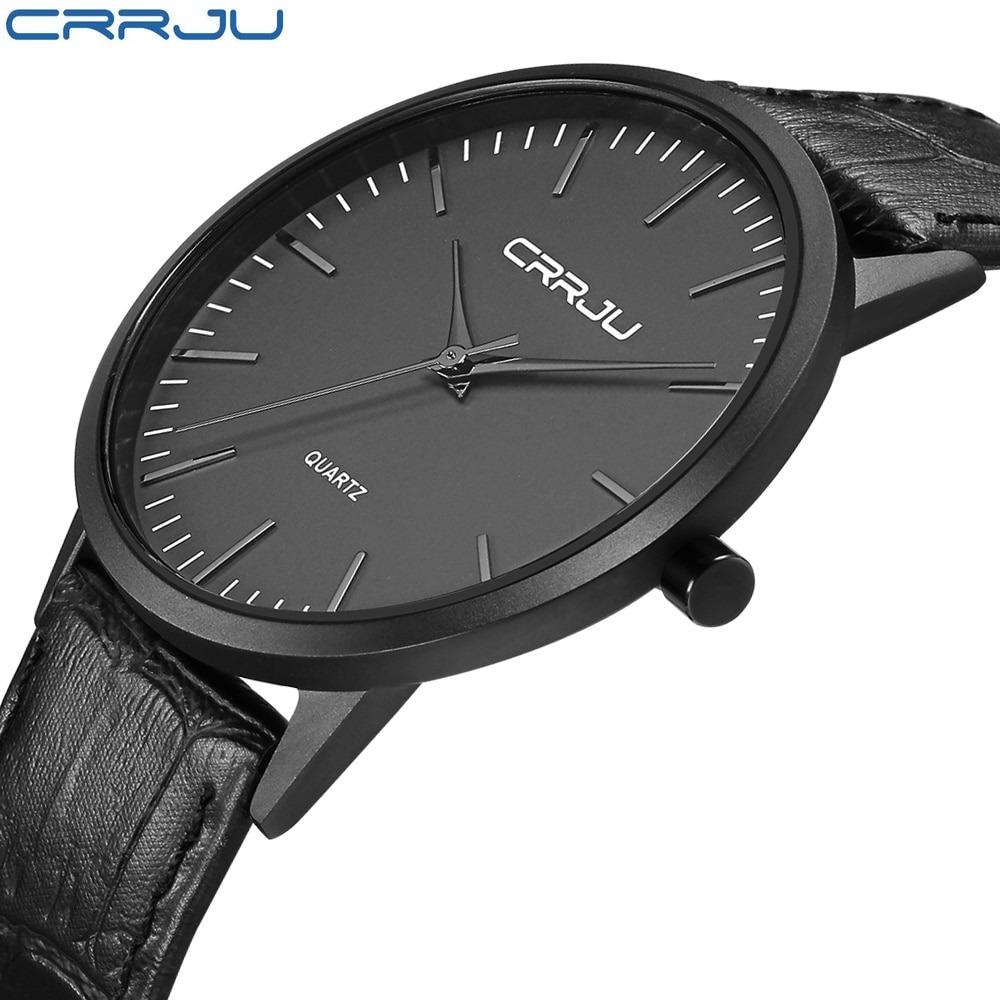55b2e7c9de3 Relógio De Pulso Análogico Masculino Ultra Fino - Oferta - R  109