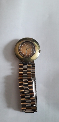 relógio de pulso antig automático tissot feminino banho ouro