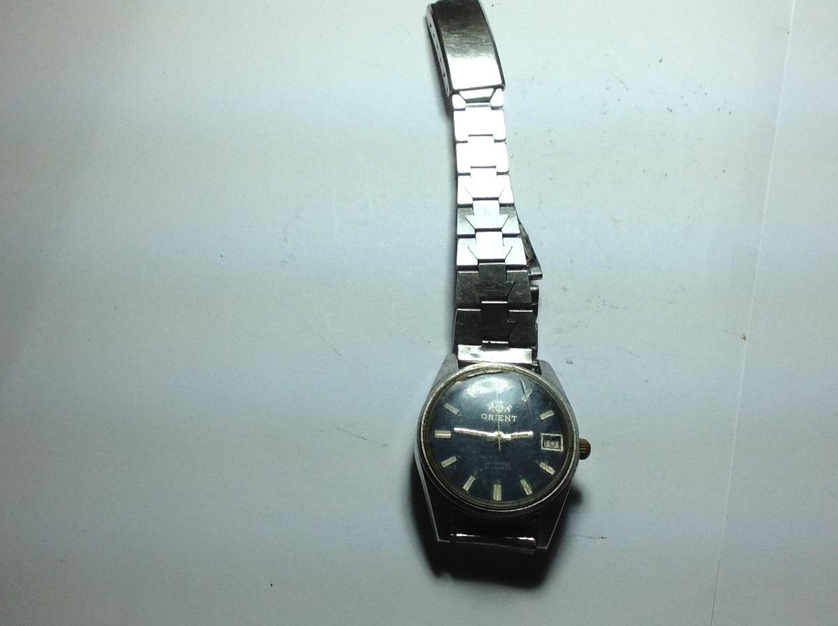 1993da26285 relógio de pulso antigo de coleção automatic orient. Carregando zoom.