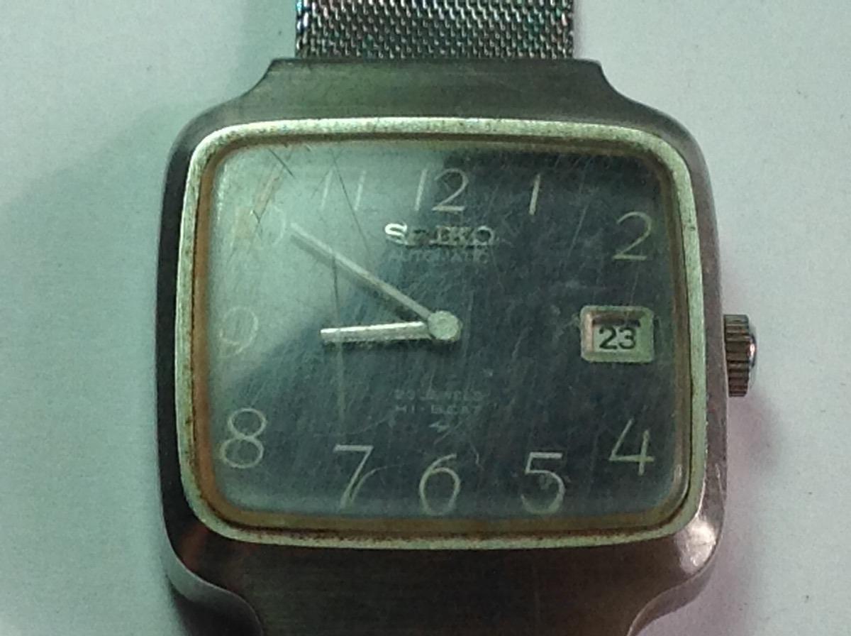 8917c3a438c relógio de pulso antigo de coleção seiko hi beat automatic. Carregando zoom.
