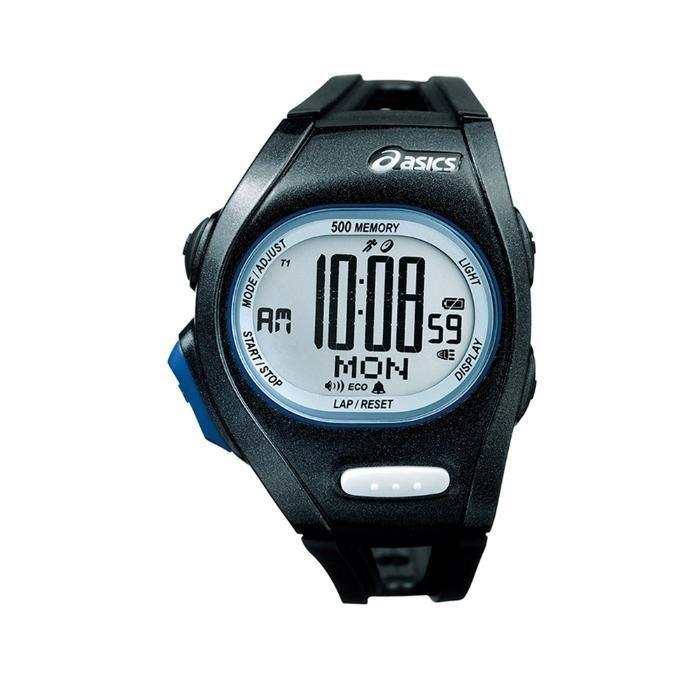 68daf7b48fe Relógio De Pulso Asics Race Regular - Preto - R  299
