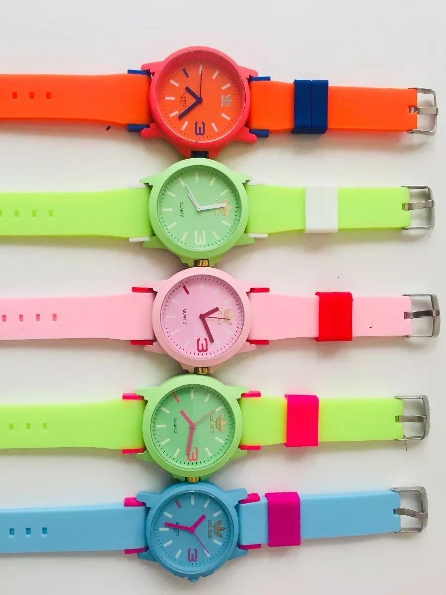 8776212764d relógio de pulso colorido + brinde. Carregando zoom.