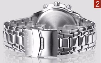 relógio de pulso curren modelo m8023 - varias cores