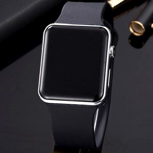 relógio de pulso digital led masculino feminino barato