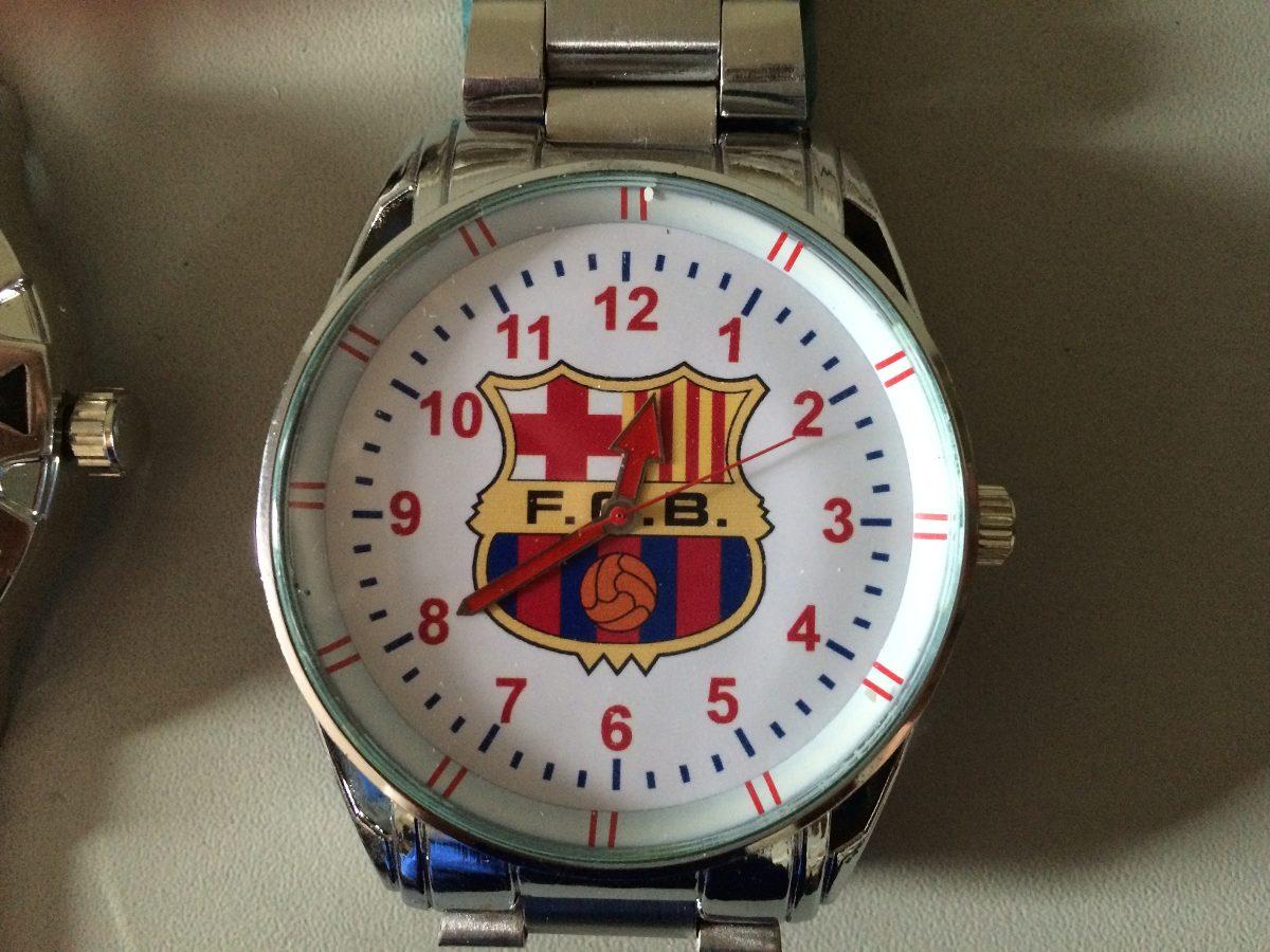 e6ec68f5624 relógio de pulso do barcelona. Carregando zoom.