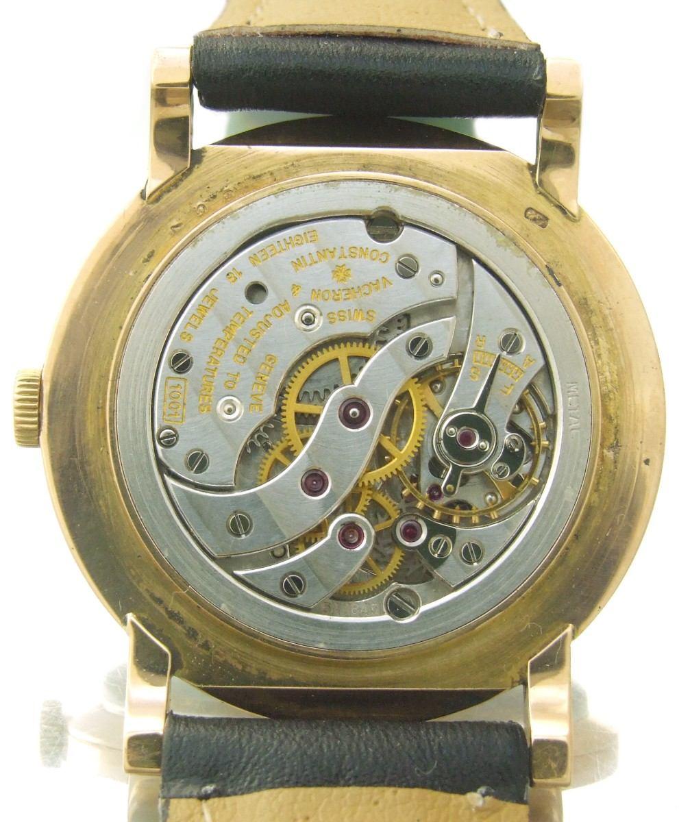 53816b3db75 relógio de pulso em ouro vacheron   constantin geneve j10806. Carregando  zoom.
