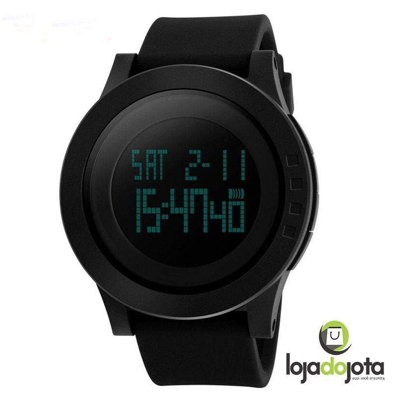 43add1df1da relógio de pulso esportivo digital 1246 - skmei. Carregando zoom.