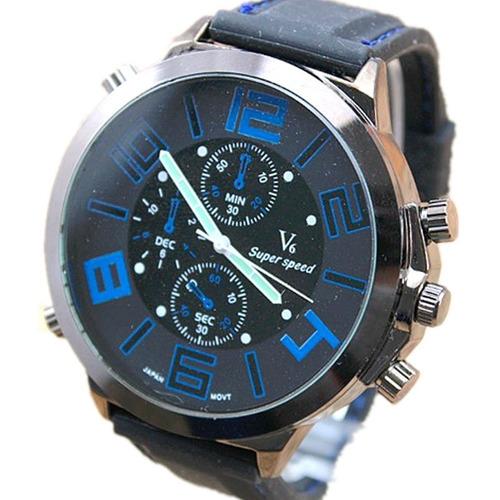relógio de pulso esportivo v6