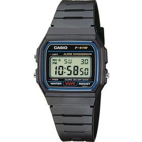 Relógio De Pulso F-91w