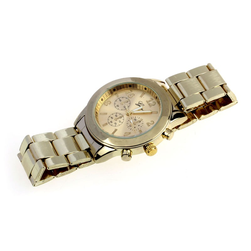 3c5bb25db65 relógio de pulso feminino de luxo geneva barato. Carregando zoom.