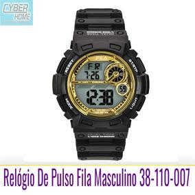 623a40d09a9 Relogio Fila Feminino Preto Modelo - Relógios De Pulso no Mercado ...