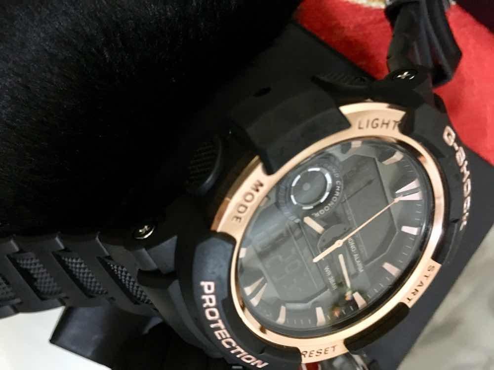 381b8a558f0 Relógio De Pulso G Shock Rosè Com Frete Gratis - R  120