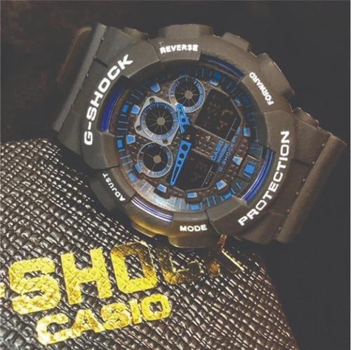 relógio de pulso gshock casio masculino - código 60102