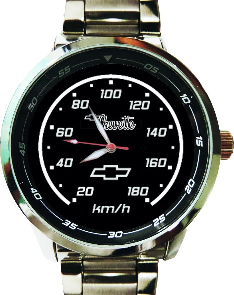 aff28df9a96 Relogio De Pulso Horas Do Chevette 78 Em Diante Original Gm - R  98 ...