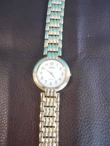 relógio de pulso - lince - quartz