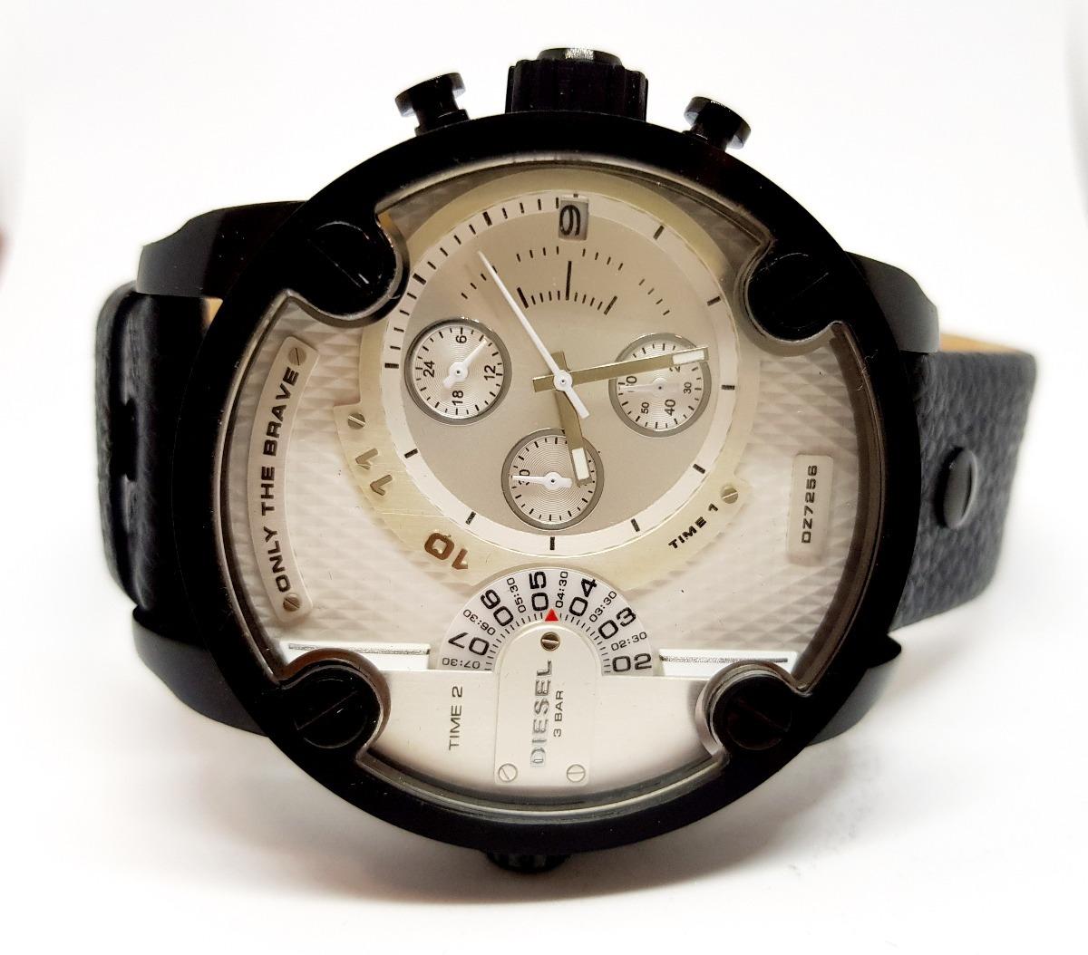 8c9d95251d39 relógio de pulso masculino diesel dz7256 fréte grátis. Carregando zoom.