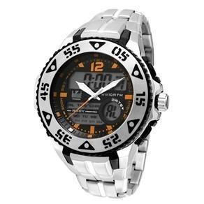 b945d658cf7 Relógio De Pulso Masculino Dumont Thunder Sj10242ps 3p - R  338