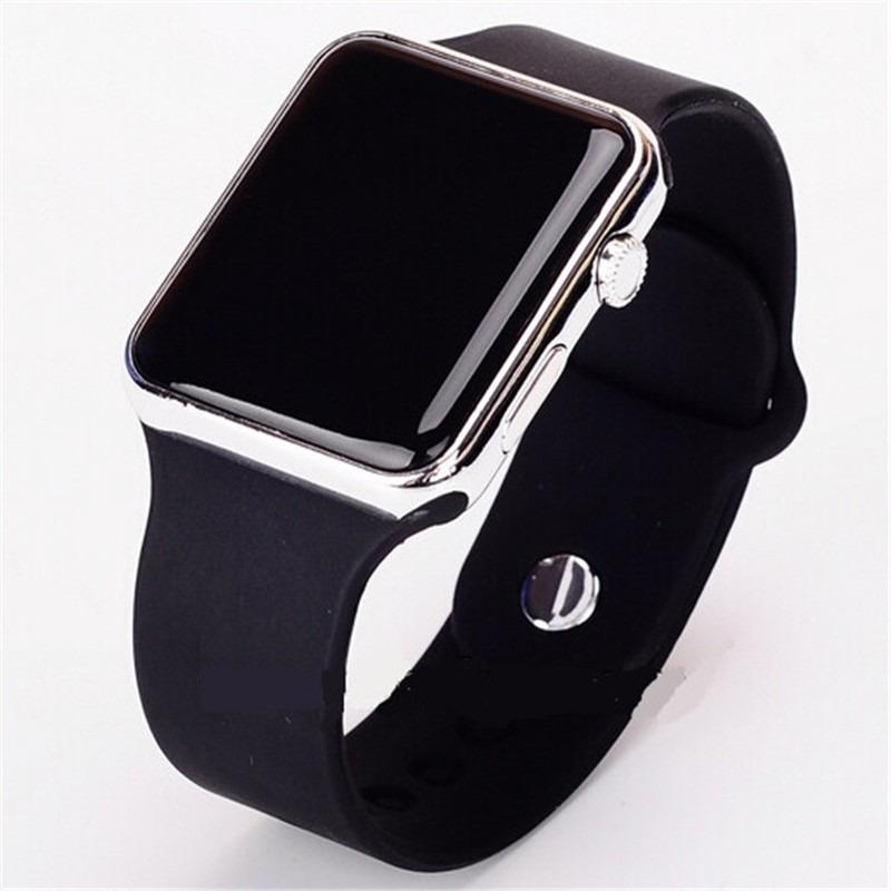 cd3a6144100 Relógio de pulso masculino esportivo digital led barato jpg 800x800 Relogio  de pulso