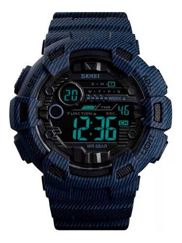relógio de pulso masculino skmei 1472