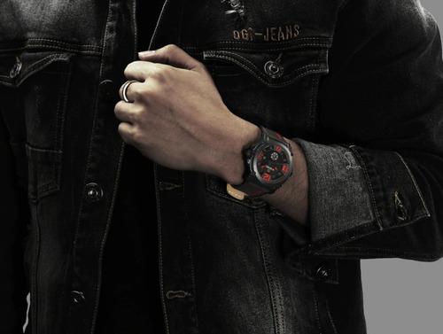 relógio de pulso masculino social aço inoxidável promoção !!