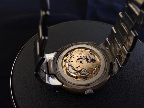 relógio de pulso masculino titus automatico