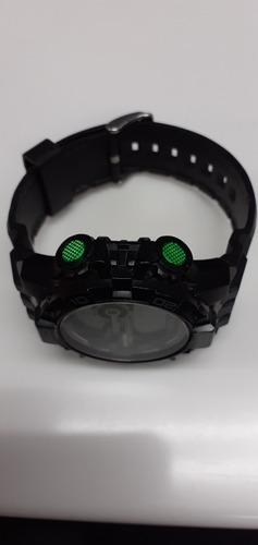 relógio de pulso mormaii  digital  original usado