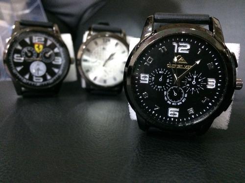 relógio de pulso multi marcas com caixa compre já