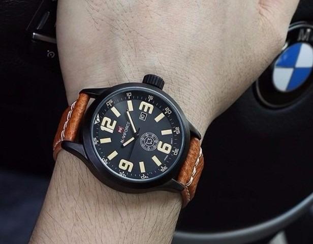 06de209b065 Relógio De Pulso Naviforce Nf9057 - R  120