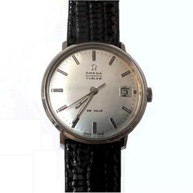 Relógio De Pulso Omega Automático De Ville Turler Coleção