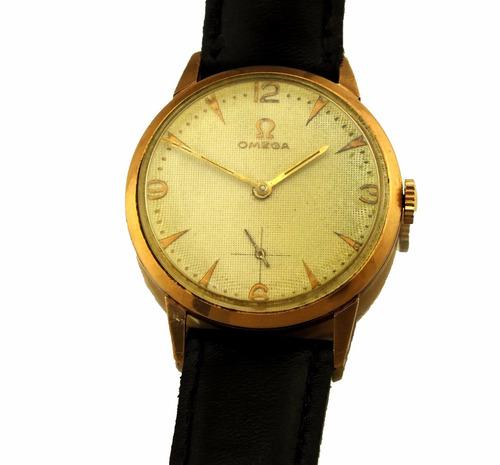 relógio de pulso omega masculino em ouro 18k j20001