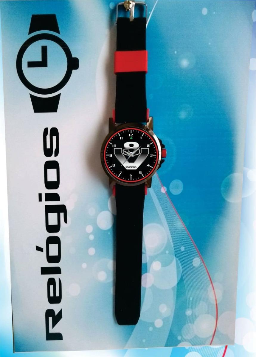 d94e90471c0 relógio de pulso personalizado logo scania v8 caminhão top18. Carregando  zoom.