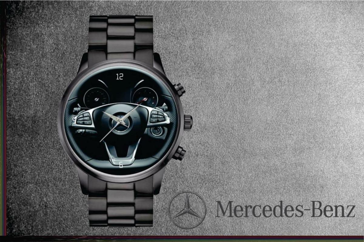 fcecb14107d relógio de pulso personalizado painel mercedes c 250 sport p. Carregando  zoom.